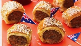 Mini Sausage Rolls