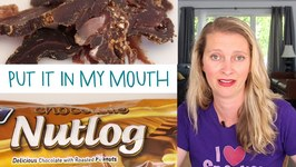 Ostrich Biltong And Nutlogs - Put It In My Mouth