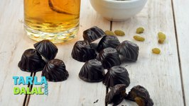 Rum and Raisin Chocolates