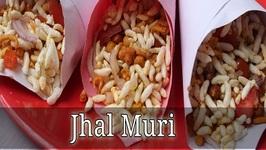 Jhal Muri - Indian Spicy Puffed Rice