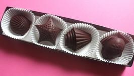 3 Ingredient No-Bake Healthy Chocolate