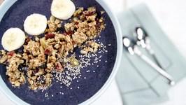 Berry Smoothie Bowl Recipe