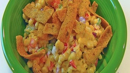 Betty's Colorful Frito Corn Salad