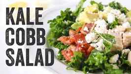 Kale Cobb Salad Recipe  Season 3, Ep. 10