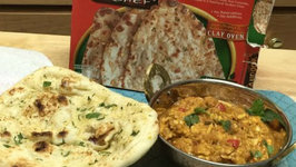 Tandoor Chef Naan Review with Paneer Bhurji