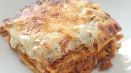 Eggplant Lasagne