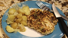 CHICKEN/BEST LEMON BASIL CHICKEN