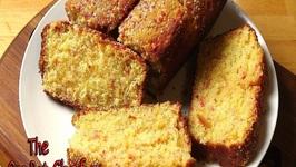 Rainbow Loaf Cake
