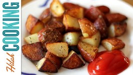 How To Make Home Fries - Extra Crispy Home Fries