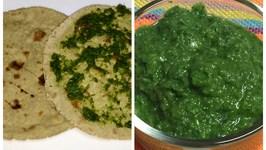 Fresh Coriander Garlic Chutney Hari Chutney