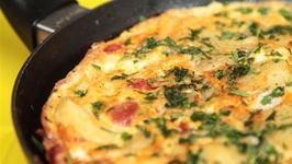 How To Make Spanish Chorizo Tortilla