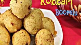Kobbari Boorelu - Happy Vinayaka Chavithi - Ganesh Chathurthi - Sweet Coconut Stuffed Dumplings