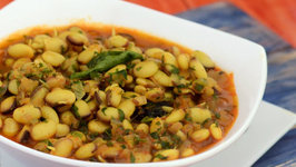Sprouted Vaal ki Usal (Iron Rich Recipe)
