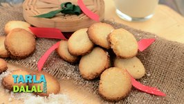 Crispy Coconut Cookies, Recipe In Hindi