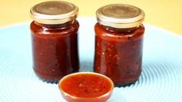 Tomato sweet Chutney Tomato Sweet Pickle How to Make Tomato Sweet Chutney