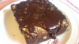 Decadent Brownie Pie