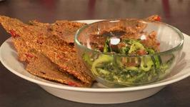 How To Make Raw Flax Crackers