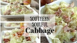 How To Make Southern-Style Cabbage / Soulful, Easy Cabbage Recipe