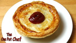 Aussie Meat Pies  One Pot Chef