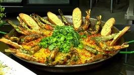 Chef Adam Delosso- Spanish Paella Vignette
