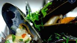 Zuppa di Cozze (Mussel Soup) Recipe
