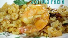 Seafood Paella  How To Make Paella