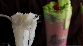 Falooda Sev - Vermicelli - Noodles Recipe - Homemade