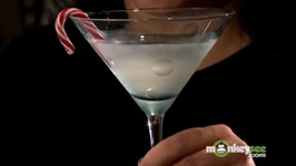Winter Holiday Party Drinks- Peppermint Patty