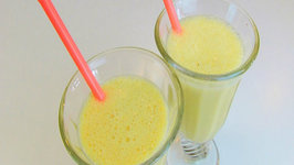 Betty's Banana Cantaloupe Smoothie