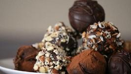 Chocolate Almond Marshmallows