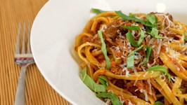 Braised Beef Short Ribs and Fettuccine Recipe Great Weekend Dinner Recipe