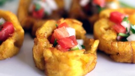 Fried Plantains - How To Make Tostones