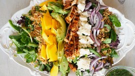 Salad Recipe: Caribbean Cobb Salad