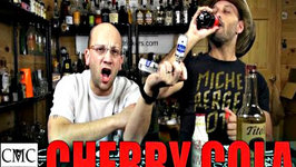 Cherry Cola - Cocktail Budget Week