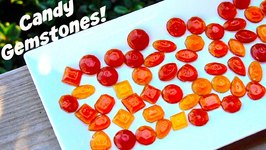 5 MINUTE CANDY GEMSTONES - Minecraft Party/Candy Jewels