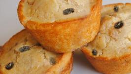 Raisin Orange Muffins