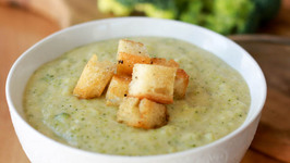 How to Make Broccoli Cheese Soup!