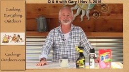 What Tools Do You Need To Clean A Grill And More / Q And A With Gary / Nov 3, 2016