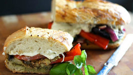 Sandwich - Grilled Vegetable Panini
