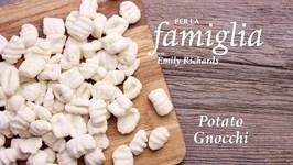Potato Gnocchi Recipe - 4K
