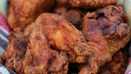 Special Seasoned Crispy Fried Chicken