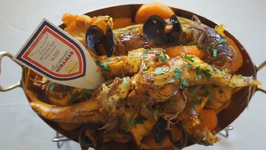 Cooking An Authentic Bouillabaisse By The Mediterranean
