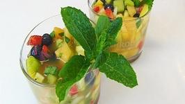 Betty's Summer Fruit Gazpacho