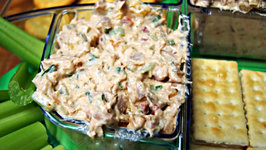 Smoked Tuna Dip Recipe - Football Party Appetizer
