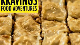 Easy to make Baklava