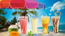 5 Summer Beverages- Lassi -Exotic Indian Yogurt-Base Smoothie Drinks