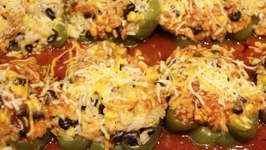 Mexican/ Mexican Stuffed Peppers