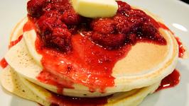 Everyday Buttermilk Pancakes