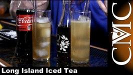 Long Island Iced Tea Deconstruction