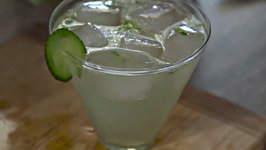 Cucumber Elderflower Cocktail